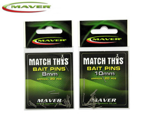 Maver Match This Bait Pins 10mm