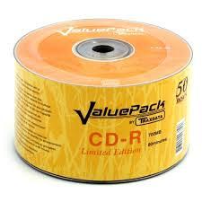 TRAXDATA  CD-MEDIJ  SP50 VALUE PACK