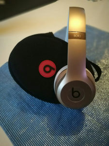 Beats solo3 zlatna boja