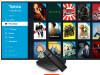 "Samsung 4K 65"" Smart WiFi ANDROID KOMPLET (TV + Box)"