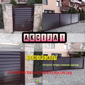 """Alu dvorisne ograde """"grilje"""" (roletne prozori vrata)"""