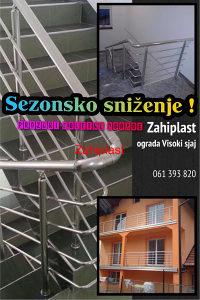 ograde visoki sjaj (roletne pvc prozori vrata )