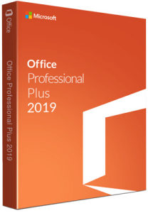 MS Office Professional Plus 2019 - ORIGINALNA LICENCA