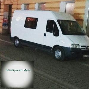 Kombi prevoz robe,stvari,selidbe Banja Luka