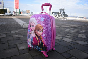 FROZEN/ELZA I ANA Kofer/torba sa ruckom za djecu