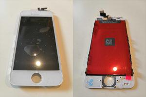 Displej display Iphone 5 bijeli