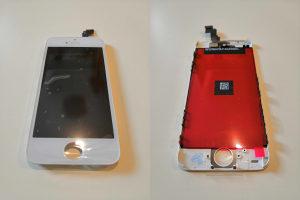 Displej display Iphone 5C bijeli