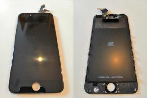 Displej display Iphone 6 plus crni