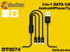 3-in-1 DATA CABLE - DT0074