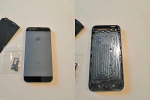 Kuciste za Iphone 5 graphite