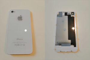 Poklopac za Iphone 4S crni i bijeli