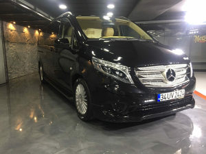 Mercedes VitoLuxury 2015 Model 2.2 BlueTEC 119