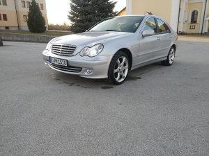 Mercedes C200CDI avangard sport