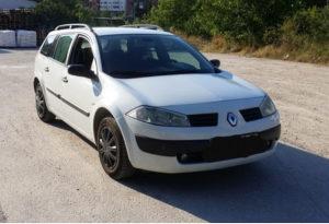 Renault Megane reno megan DIESEL