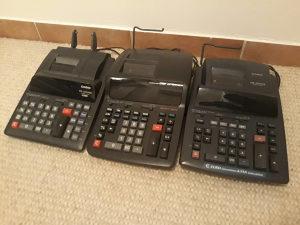 Casio racunska masina - kalkulator sa ispisom