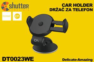 CAR HOLDER DRŽAČ ZA TELEFON DT0023WE