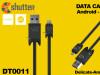 Android / Micro USB kabal - DA - DT0011