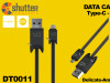 Type-C / USB-C USB kabal - DA - DT0011