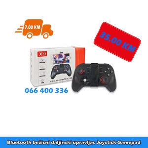 Bluetooth bežični daljinski upravljač Joystick Gamepad