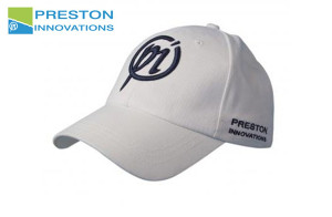 Preston Cap - White