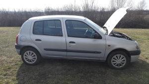 Renault Clio 1.9 d. dijelovi