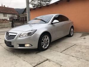 Opel Insignia CDTI 2.0 160 ks 4x4 Cosmo Sport