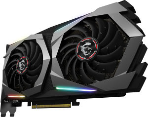 MSI GeForce RTX 2060 6GB GDDR6 Gaming Z