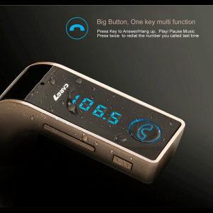 Bluetooth za Automobil FM Transmiter/Besp.Dostav