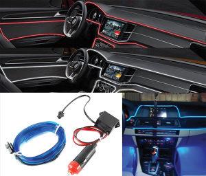 *AKCIJA* AUTO LED TRAKA 2m +adapter