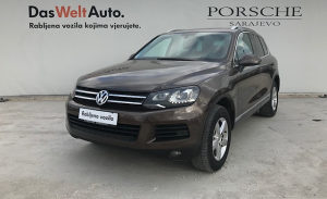 VW Touareg 3.0 TDI 4MOTION