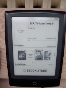 E-book reader Bookeen, čitač elektronskih knjiga