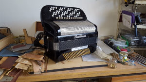 Harmonika Dallape Organtone 993A