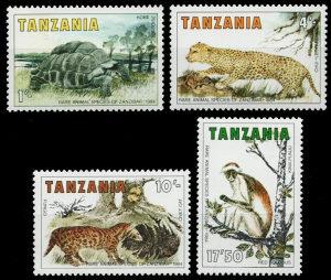 TANZANIA 1985 - Poštanske marke - 01588 - ČISTE
