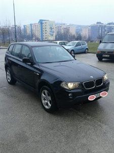 BMW X3 2.0D facelift 4x4 u perfektnom stanju