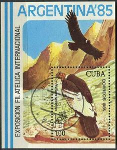 CUBA 1985 - Poštanske marke - 01601