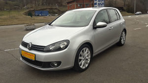 VW VOLKSWAGEN GOLF VI 6 2011 G.P 1.6 TDI HIGHLINE