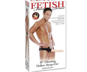 Vibrirajući strap on FetishFantasy Sex Shop LoveStories