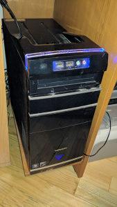 Racunar Intel Core 2 Duo, 2GB ram, 160 hard