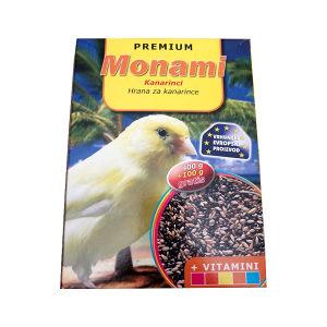 Hrana za kanarince MONAMI 500gr
