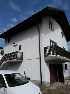 Kuća Visoko(Gornje Mostre)