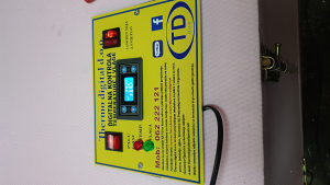 NOVO na trzistu !!! Full automatski inkubator V+T