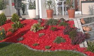 MALČ - dekorativni pokrivač tla
