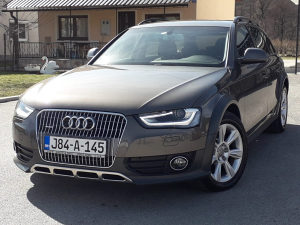 Audi A4 Allroad 2.0TDI quattro uvoz