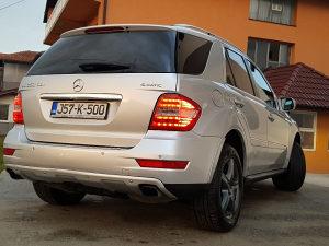 Mercedes-Benz ML 350 CDI BlueEFFICIENCY 4 MATIC