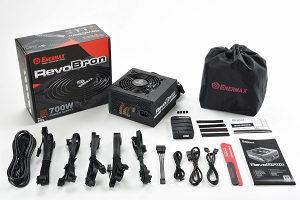 ENERMAX RevoBron 700W ,Bronza   modularna