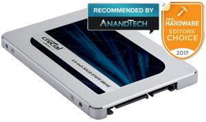 """CRUCIAL 500GB MX500 SATA 3 2.5 """"CT500MX500SSD1 SSD"""