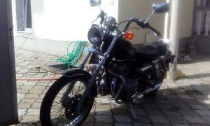 Motor Honda Rebel