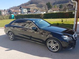 Mercedes E220 CDI,očuvan,registrovan