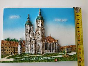 Abbey of Saint Gall, St. Gallen kamena reljef slika