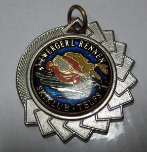 Medalja SKIKLUB TELFS